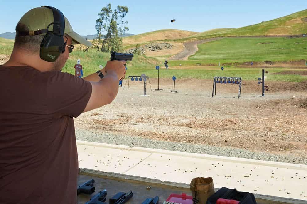 Training - The Liberal Gun Club